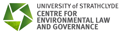 University of Strathclyde Center for environmental law and governance (Glasgow)