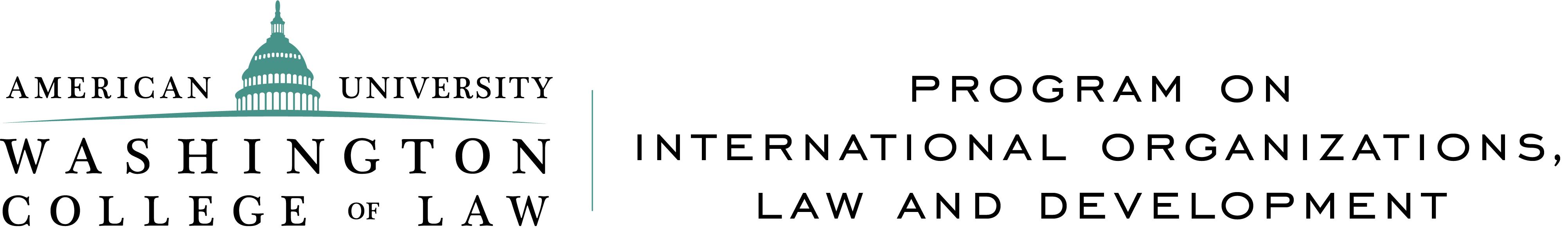 Washington college of law
