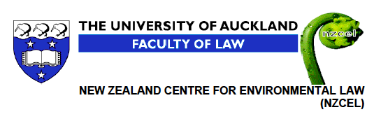 New Zealand Centre for Environmental Law
